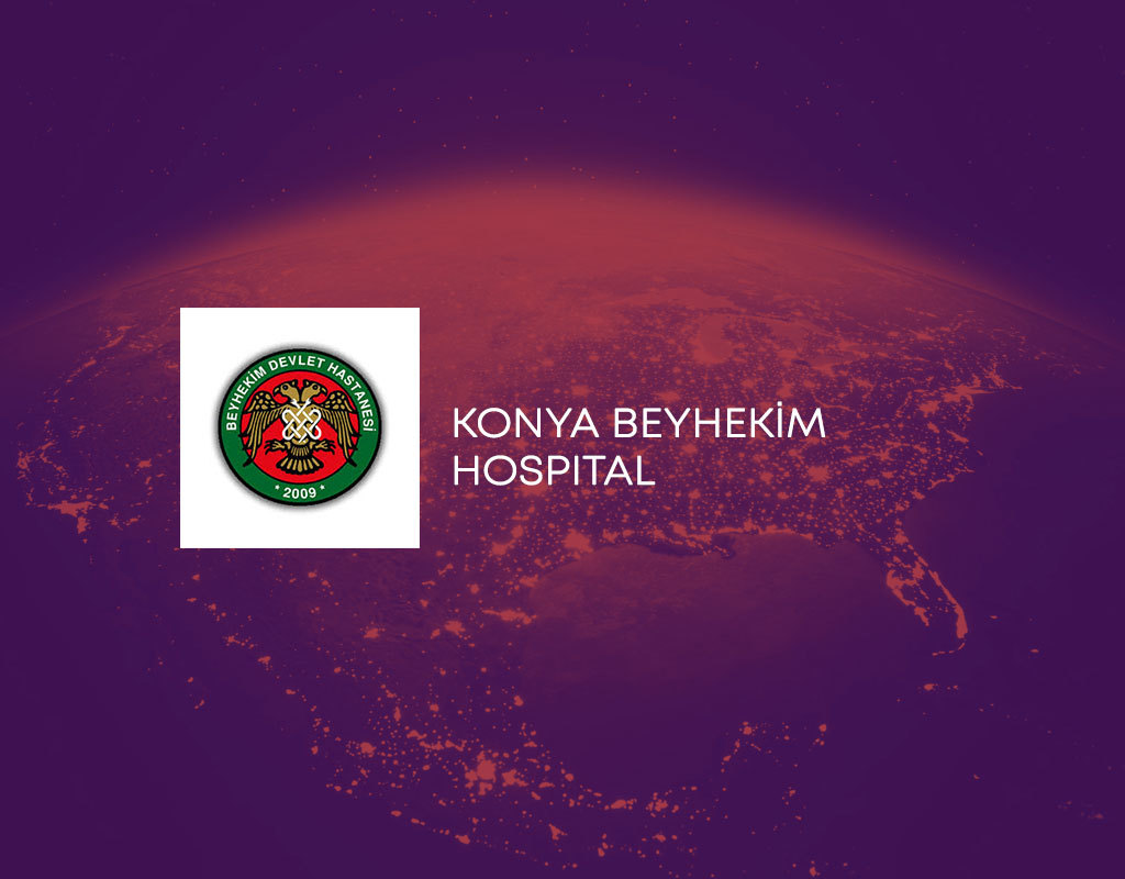 Konya Beyhekim Hospital Server System Project