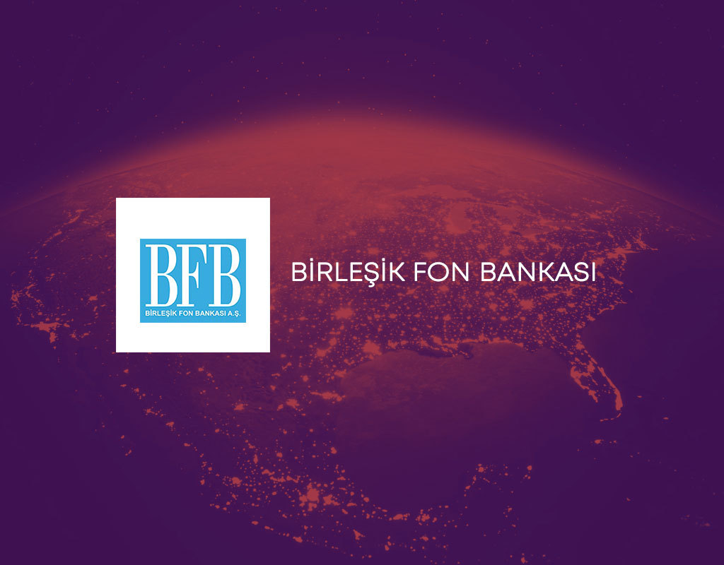 Birlesik Fon Bankasi A.S. Data Storage System Project