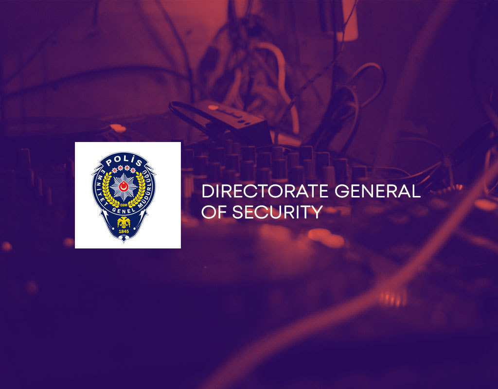 Directorate General of Security Business Continuity and Network Security Project
