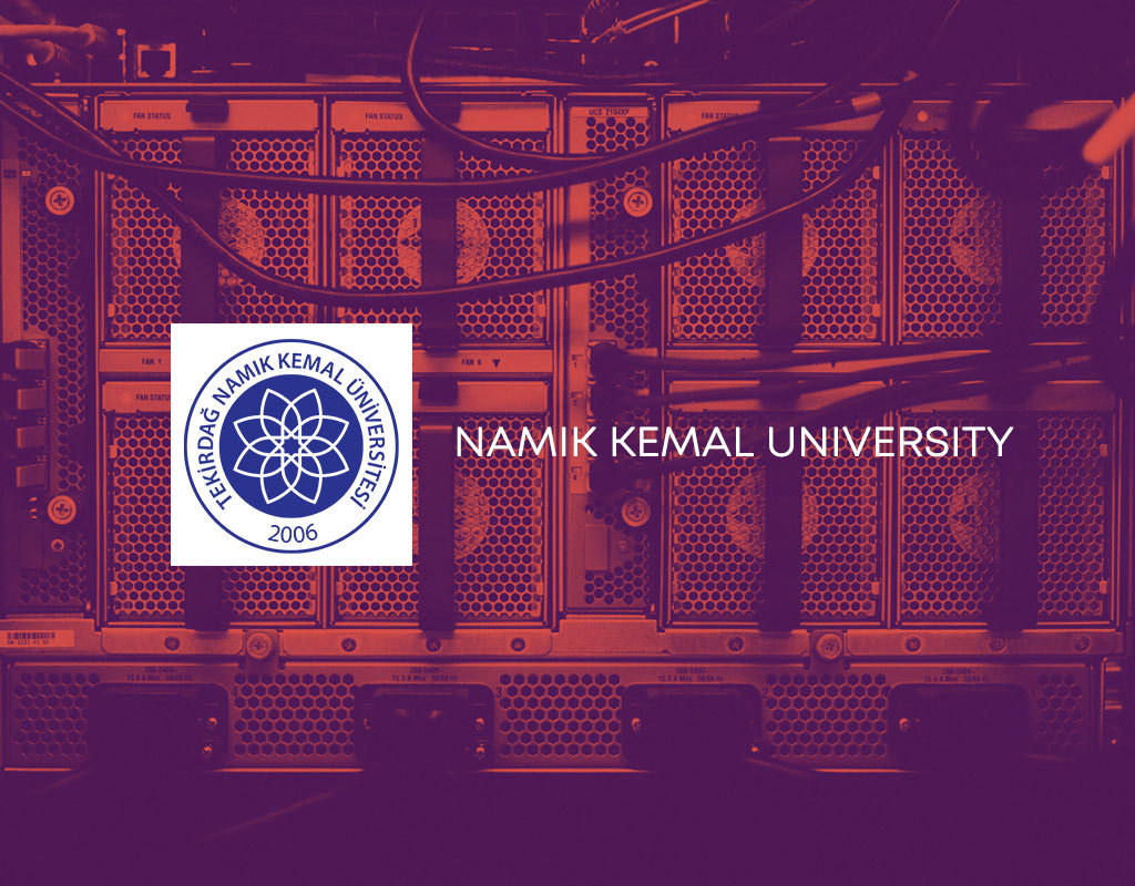 Namik Kemal University 10 Gbit Network Infrastructure Project