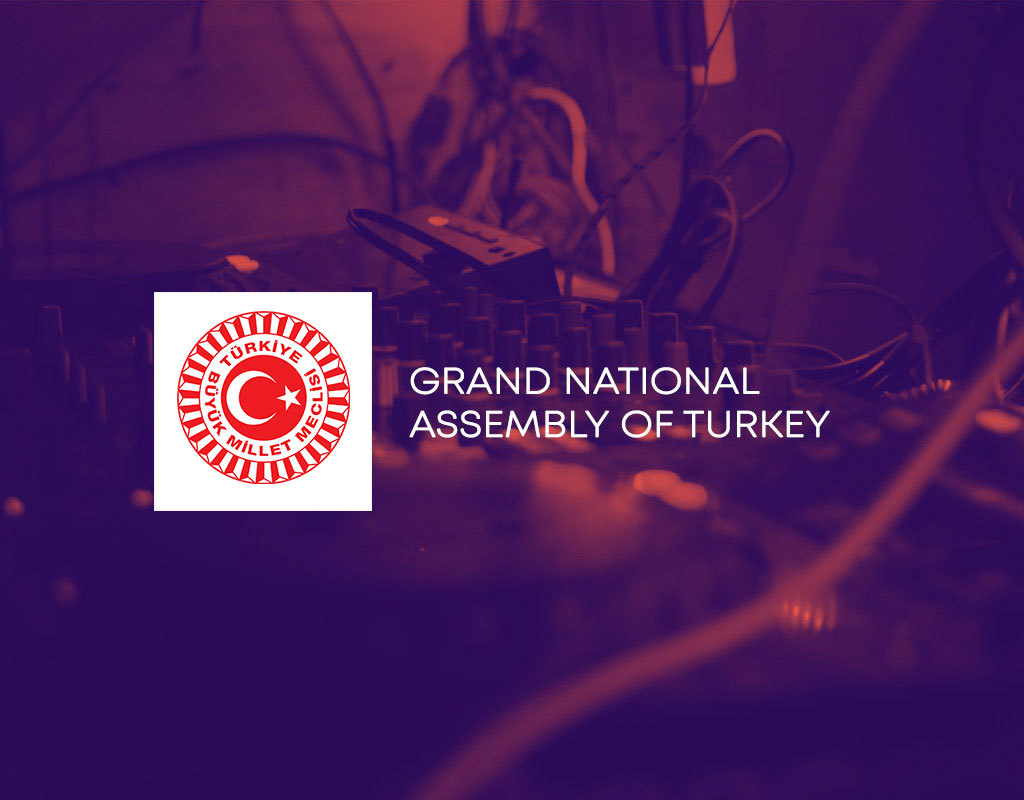 Grand National Assembly of Turkey Network Systems